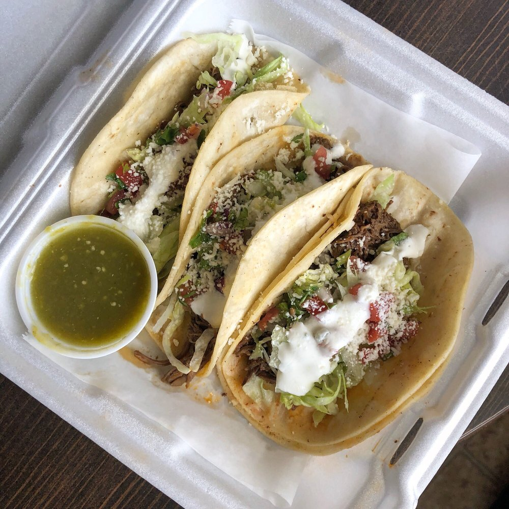 Authentic Tacos La Veracruzana: 125 Great Ln, Raeford, NC