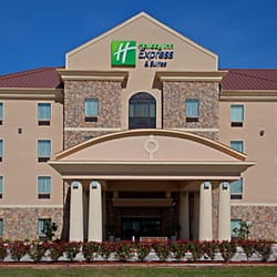 Holiday Inn Express Suites Texas City