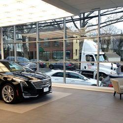 Cadillac Of Greenwich Reviews Car Dealers Railroad - Cadillac dealers ct