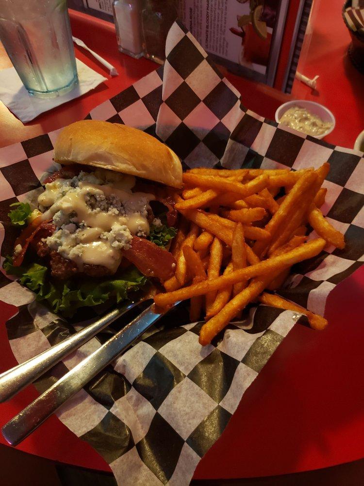 Baraboo Burger Company: 116 4th Ave, Baraboo, WI