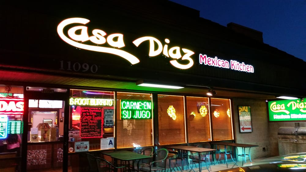 Casa Diaz Mexican Kitchen