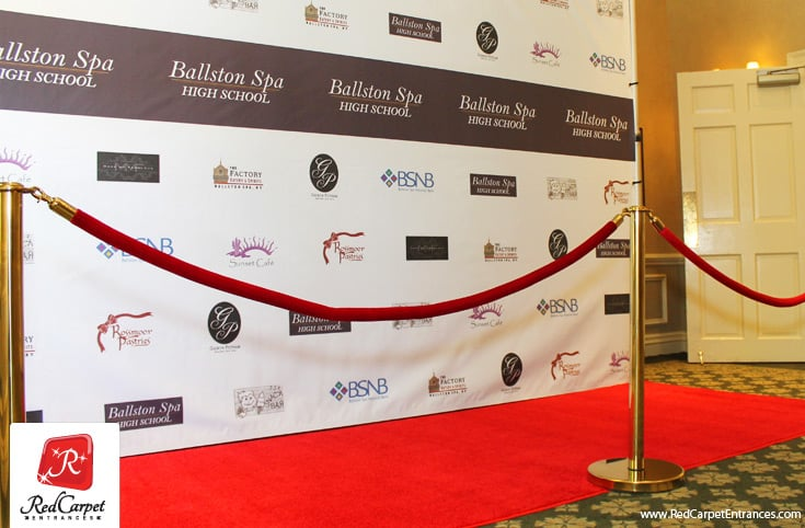 Photo Of Red Carpet Entrances