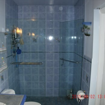 photo of superior frameless showers pompano beach fl united states master bath