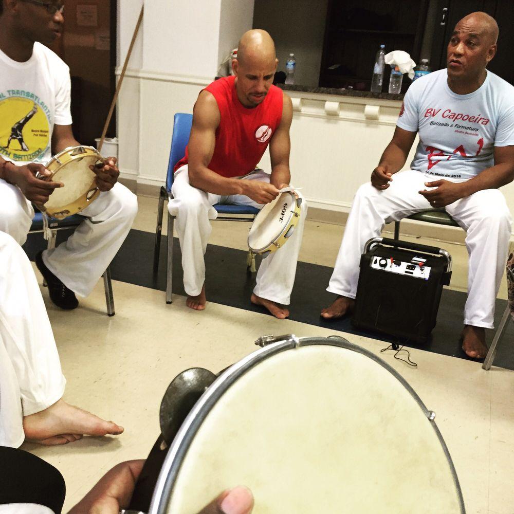 Capoeira Barro Vermelho: 1611 16th St NW, Washington, DC, DC