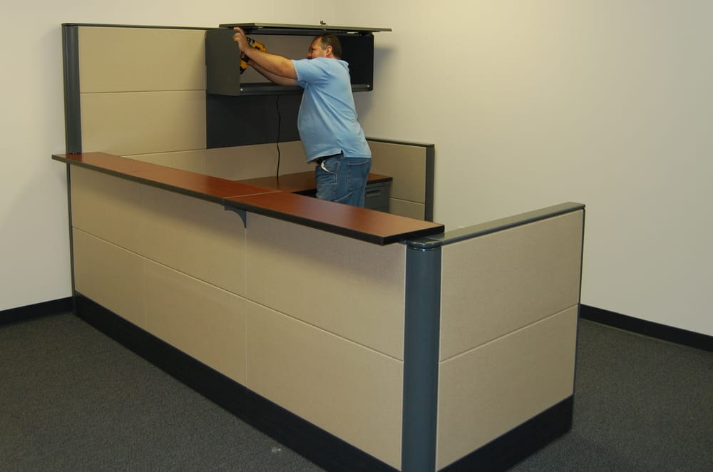 Phoenix Tempe Professional Office Furniture And Cubicle