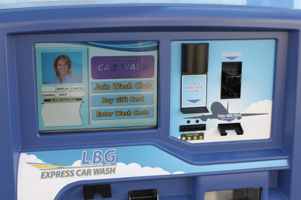 Automated Car Wash Near Me >> Our fully automated pay stations will help you step by ...