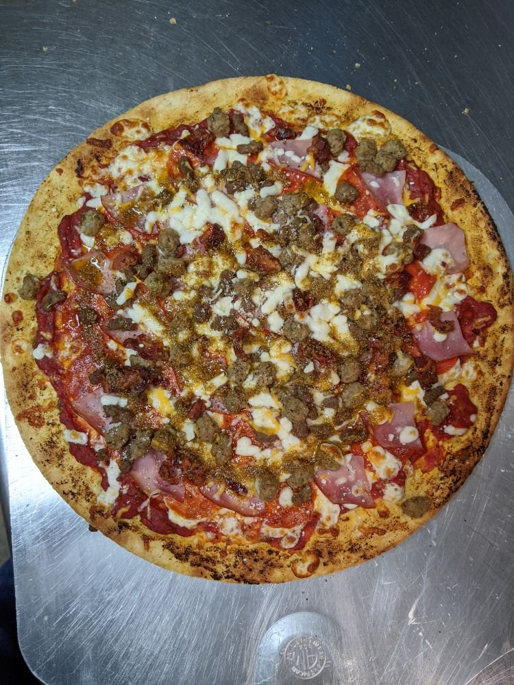 Food from Nick's Pizza &Pasta