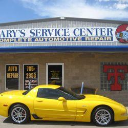 garys service center    reviews auto repair   st lubbock tx phone