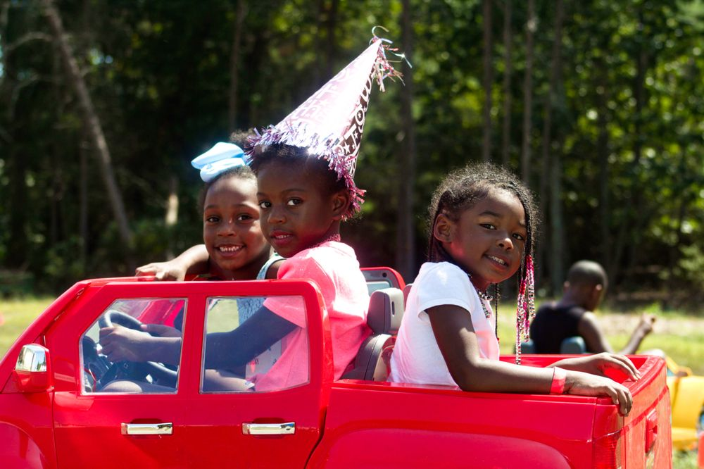 KIDDY CAR PARTY: Cheltenham, MD