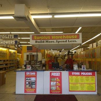 Surplus Warehouse 21 Photos Hardware Stores 20
