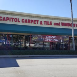 Capitol Carpet Tile Boca Raton Fl Last Updated April 2019 Yelp