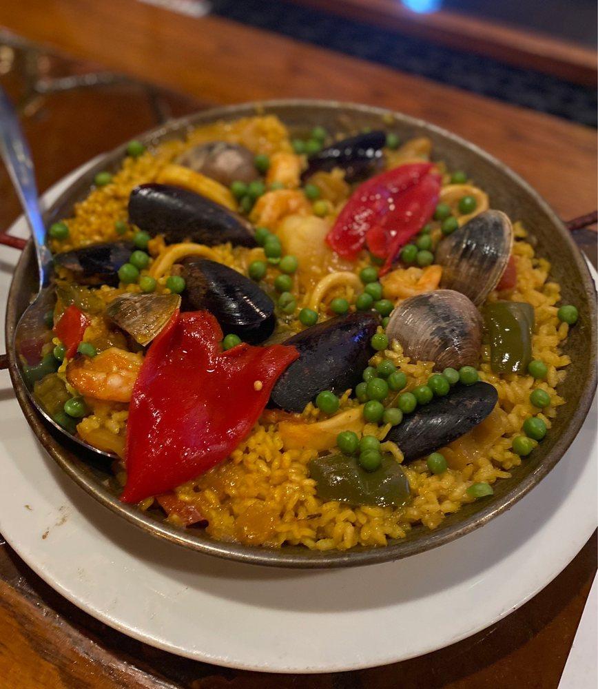 Andalucía Tapas & Restaurant: 187 Tequesta Dr, Tequesta, FL