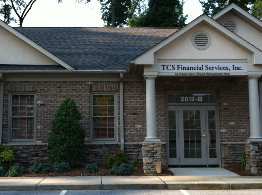 Tcs Financial Services Richiedi Preventivo Consulenze Finanziarie 2012 New Garden Rd