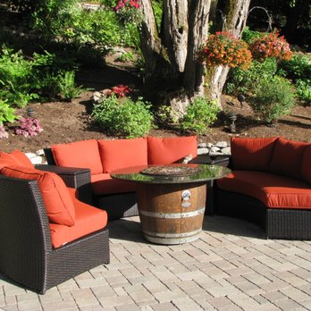 Photo Of Summerset Casual   Ontario, CA, United States. Love Our Circular  Sofa