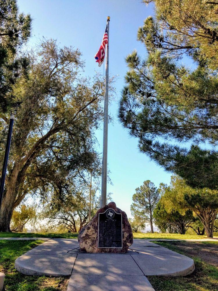 Memorial Park: 1701 Copia St, El Paso, TX