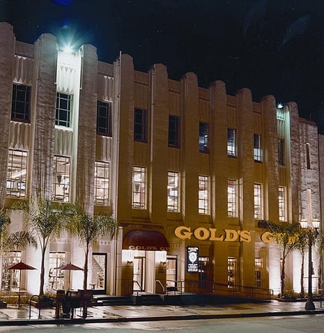 Gold's Gym Hollywood