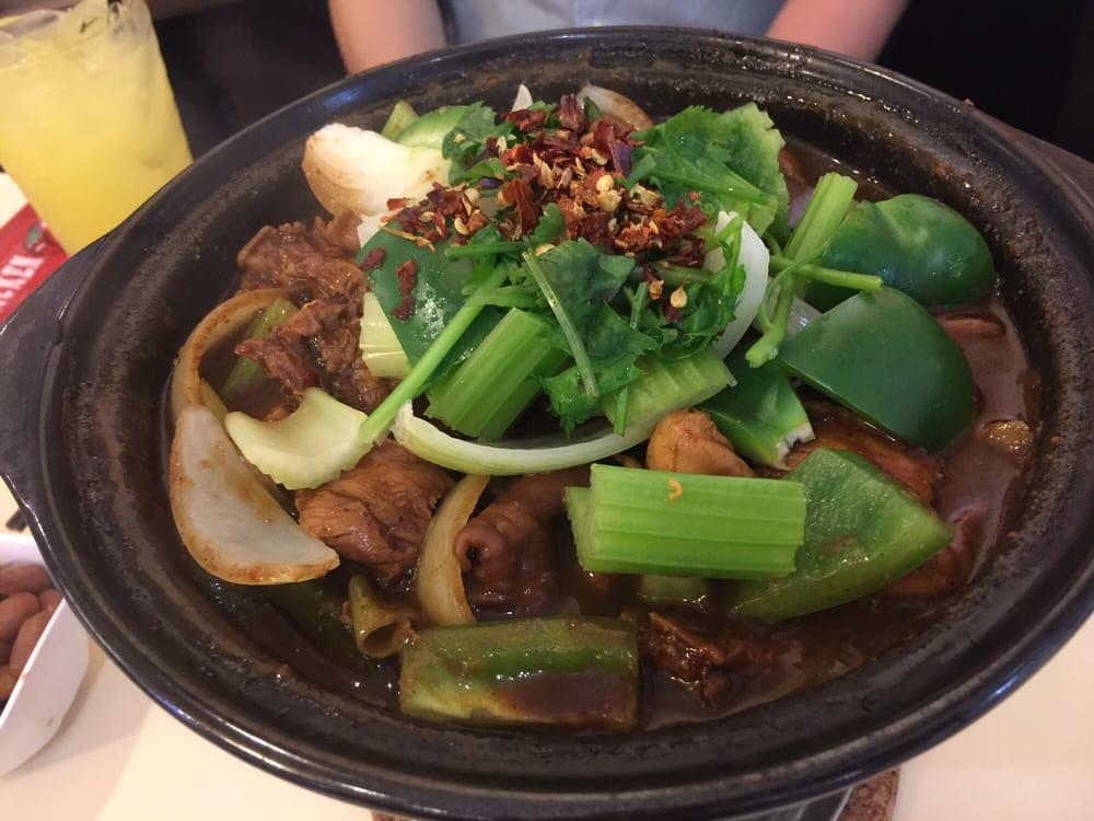 Chicken Hot Pot Singapore