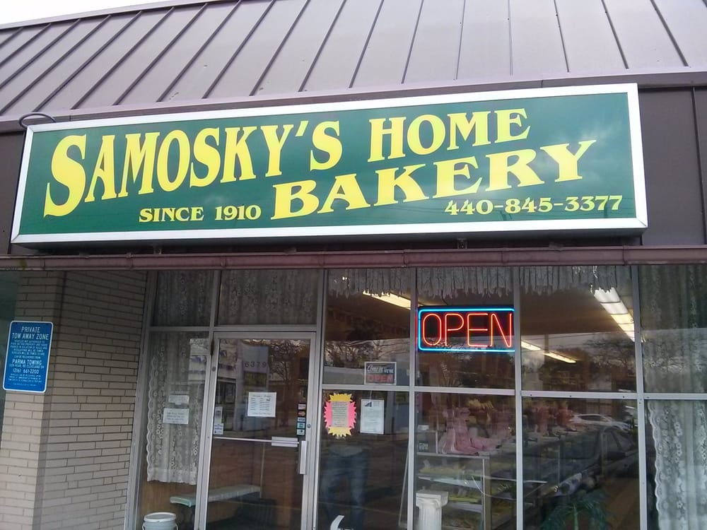 Samosky's Home Bakery