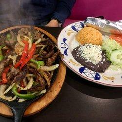Photo Of Chilango S Seafood Restaurant Kenner La United States Fajitas Plate