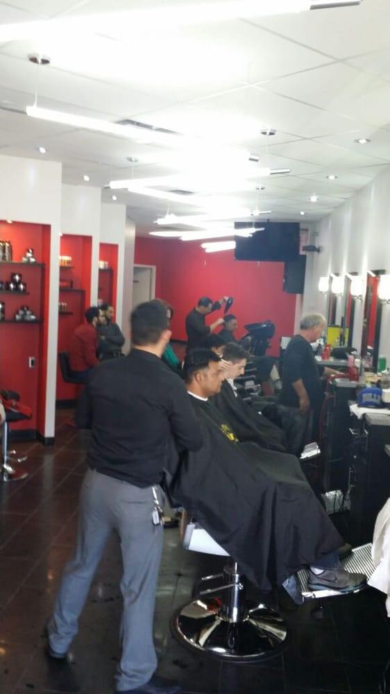Mohamads Barbershop Barbers 95 Saginaw Parkway Cambridge On