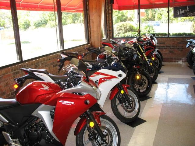 Honda House - CLOSED - 11 Reviews - Motorcycle Dealers - 641