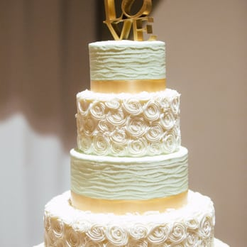 Photo Of Panini Bakery Cakes Dallas Tx United States White And