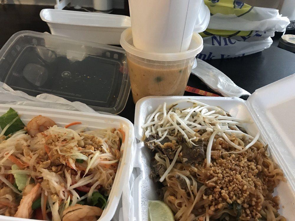 Kow Thai Take Out: 1201 W Linden St, Allentown, PA