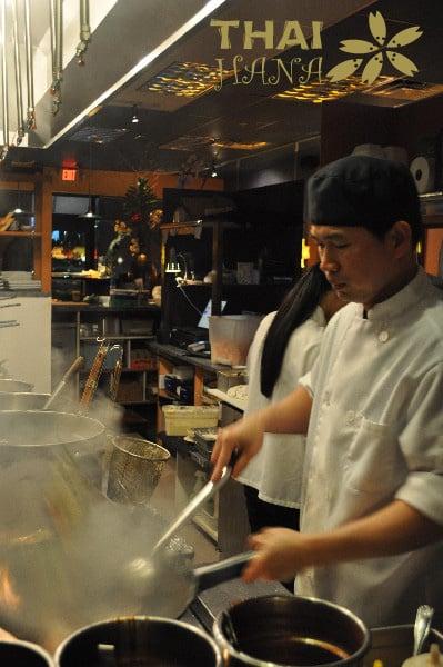 Thai Hana Restaurant Melbourne