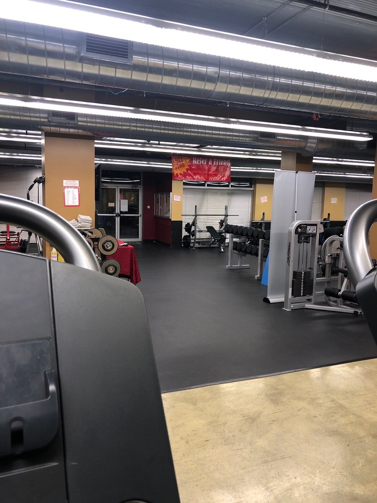 Ames Fitness Center - West