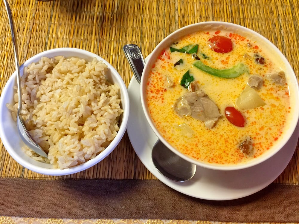 Krungthep thai cuisine 277 fotos y 353 rese as cocina for Ar roi thai cuisine