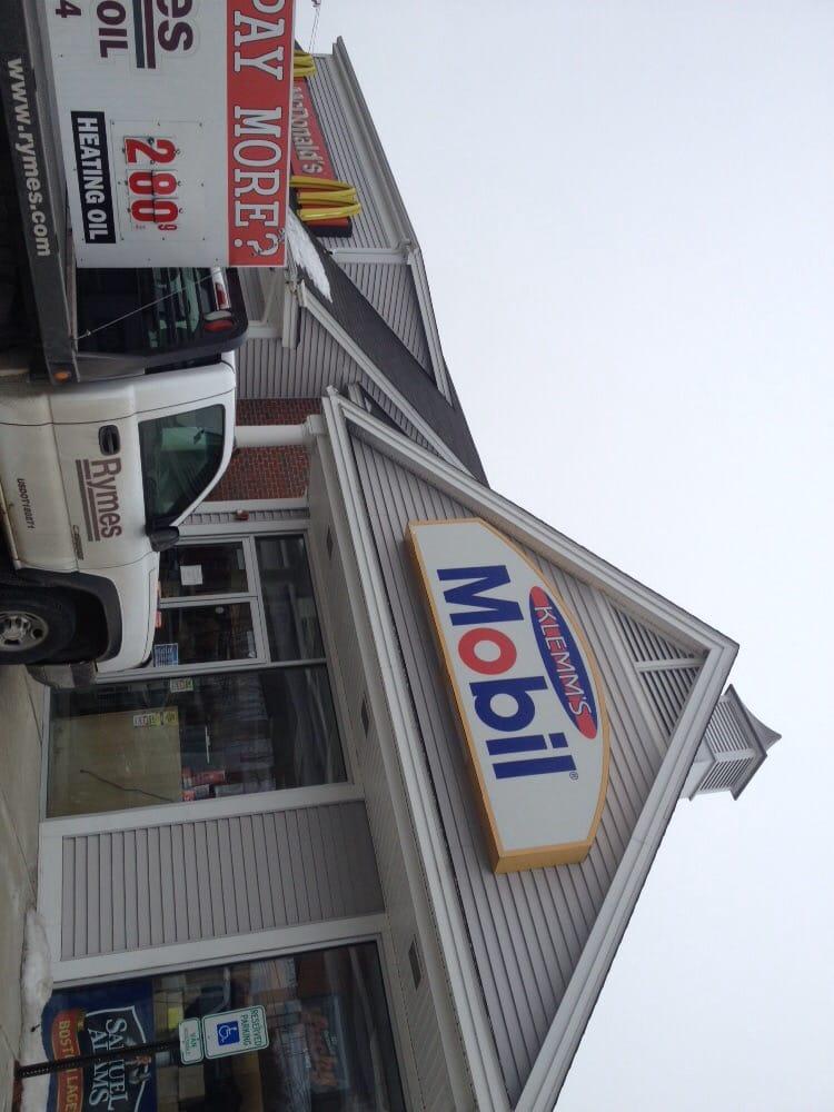 Klemm s mobil convenience stores 124 indian rock rd for Mobili convenienti