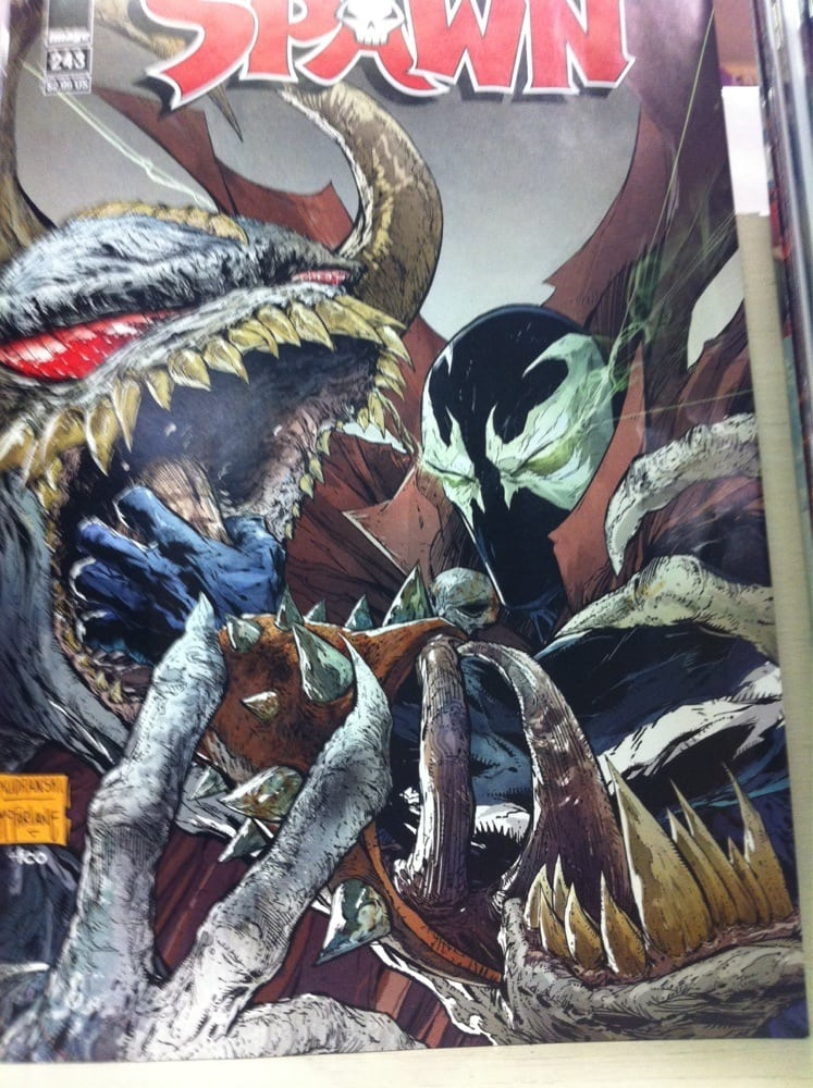 Spawn 243 How Much Is 1 Worth Yelp