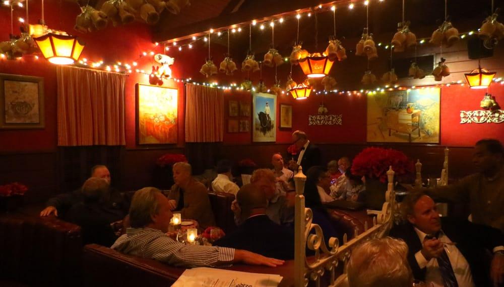 Italian Restaurants West Hollywood Santa Monica Blvd