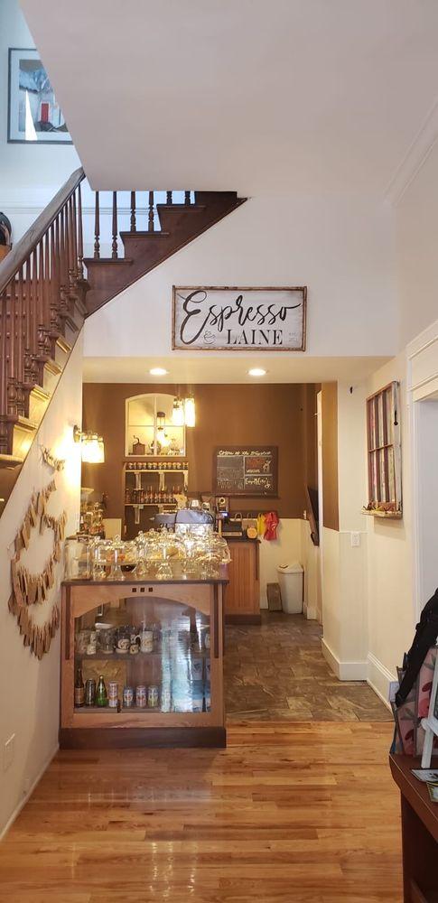Espresso Laine: 100 Schiller St, Hermann, MO