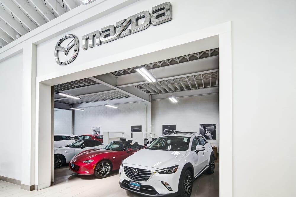 Mazda San Francisco