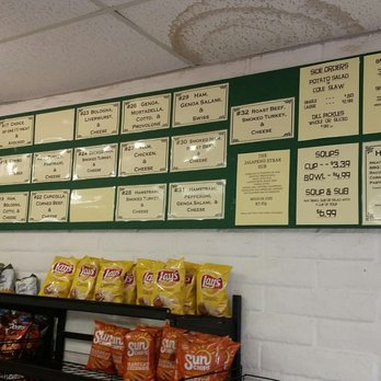 Photo Of Brown Bag Deli Alamogordo Nm United States The Menu
