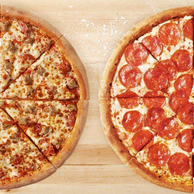 Papa John's Pizza: 911 West Main Street, Jacksonville, AR