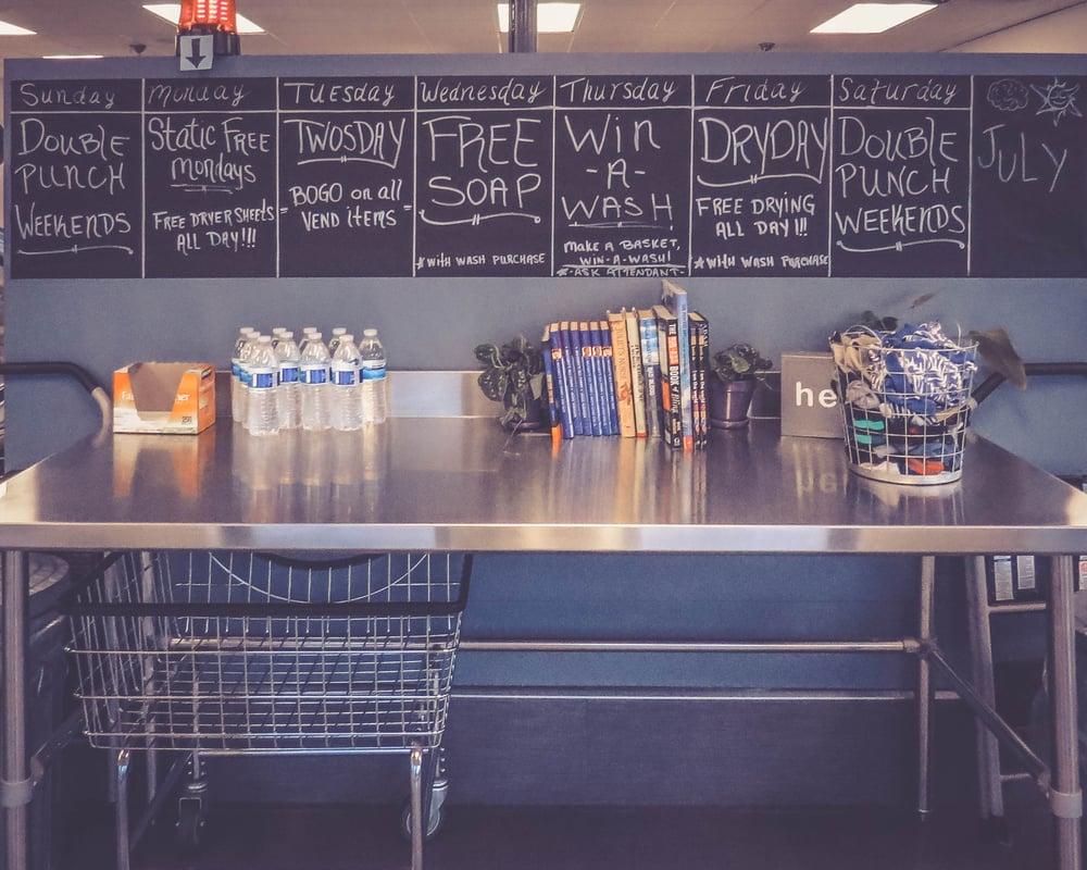 Bayport Laundromat: 307 Bernice Dr, Bayport, NY