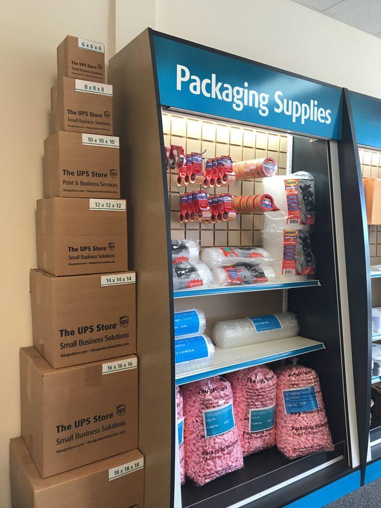 The UPS Store: 6586 Hypoluxo Rd, Lake Worth, FL