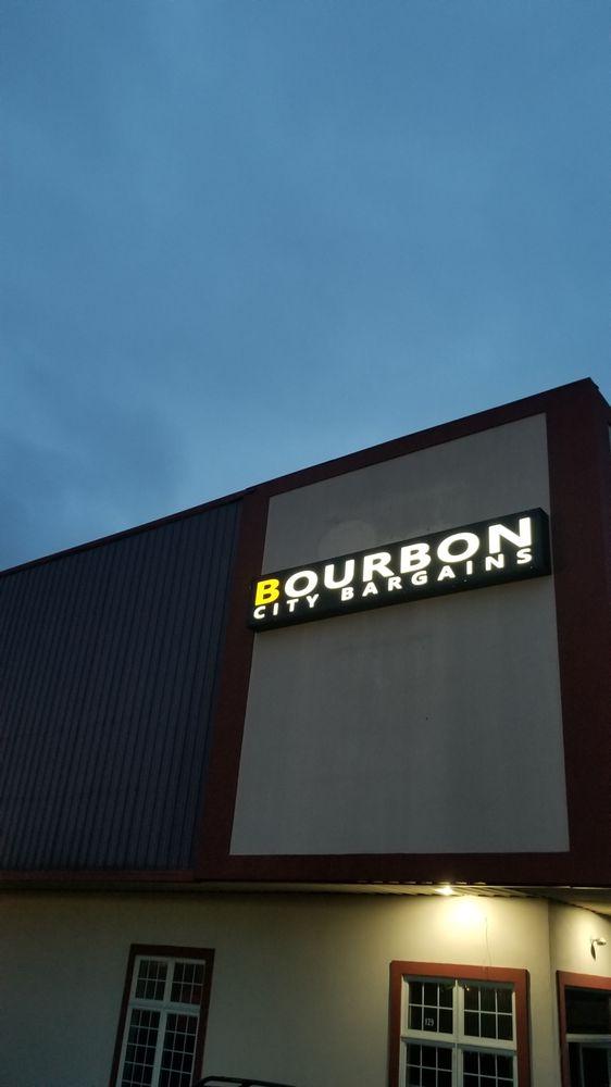 Bourbon City Bargains: 129 W John Rowan Blvd, Bardstown, KY