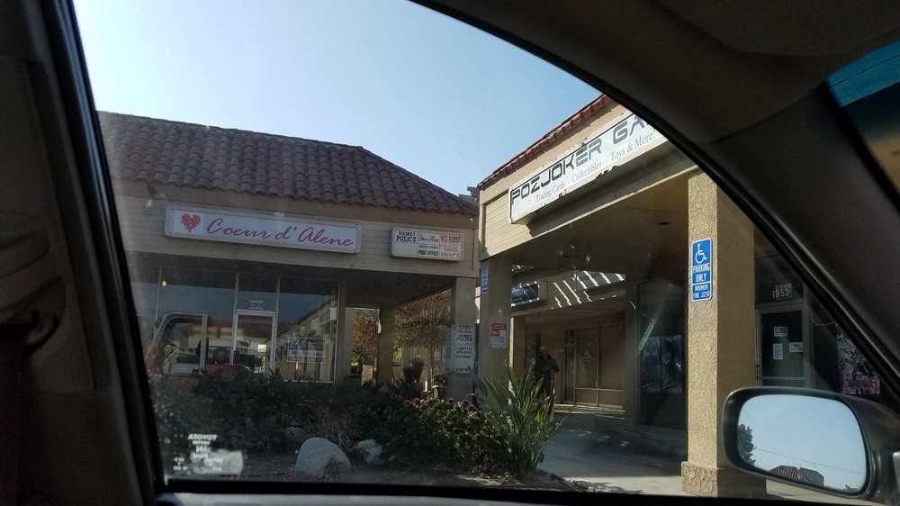 US Post Office: 1957 E Florida Ave, Hemet, CA