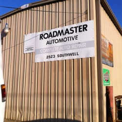 Roadmaster automotive autowerkstatt 2523 southwell rd for Motor city carpet royal oak