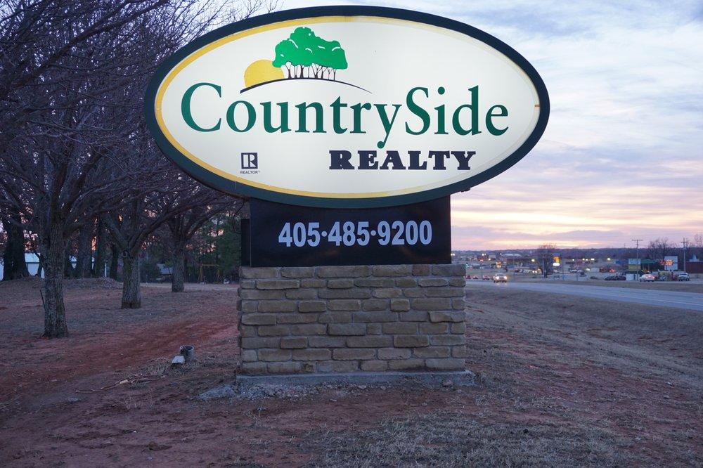 CountrySide Realty: 1832 E Veterans Memorial Hwy, Blanchard, OK