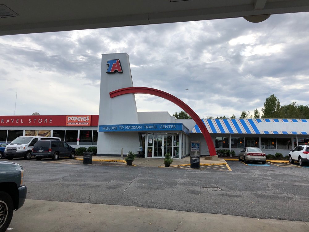 TravelCenters of America: 2021 Eatonton Rd, Madison, GA