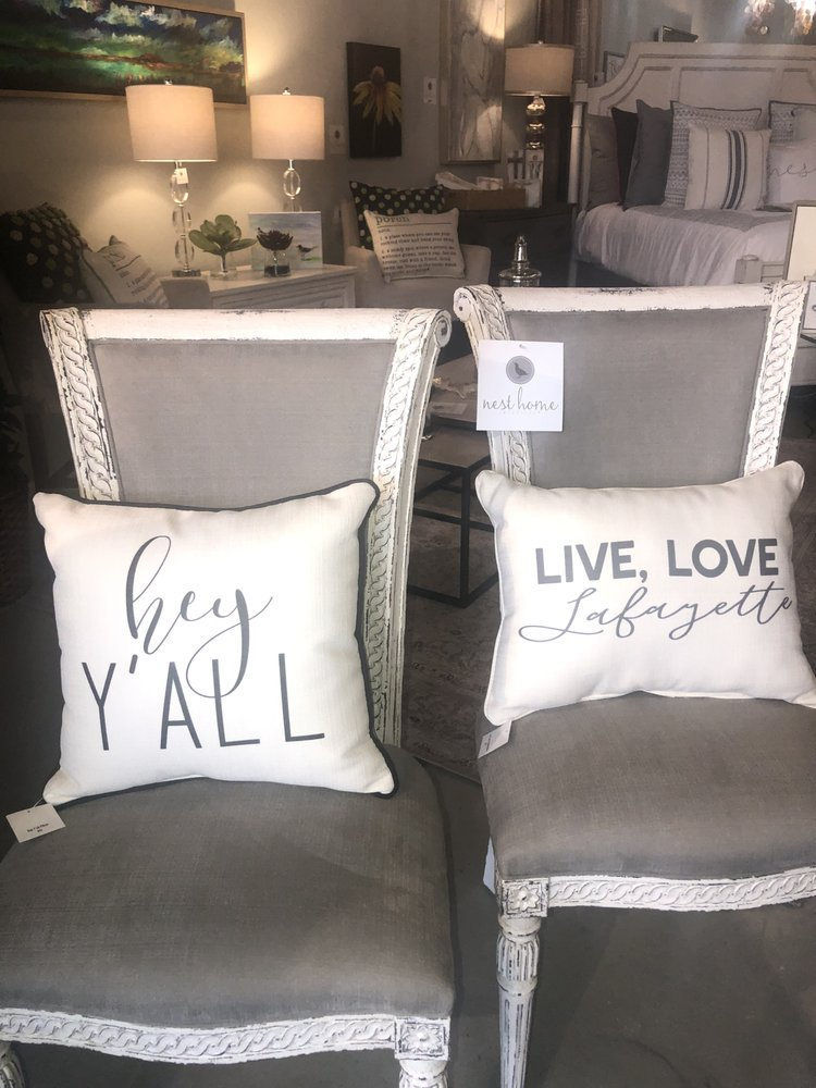 Nest Home Interiors: 905 Savoy Rd, Youngsville, LA