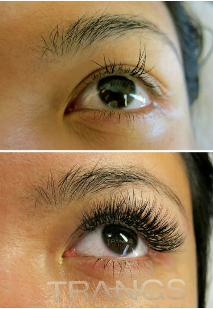 fab42e4a3c1 Different lash styles on the same eyes... 2D vs 3D high volume lashes by  Trang - Yelp