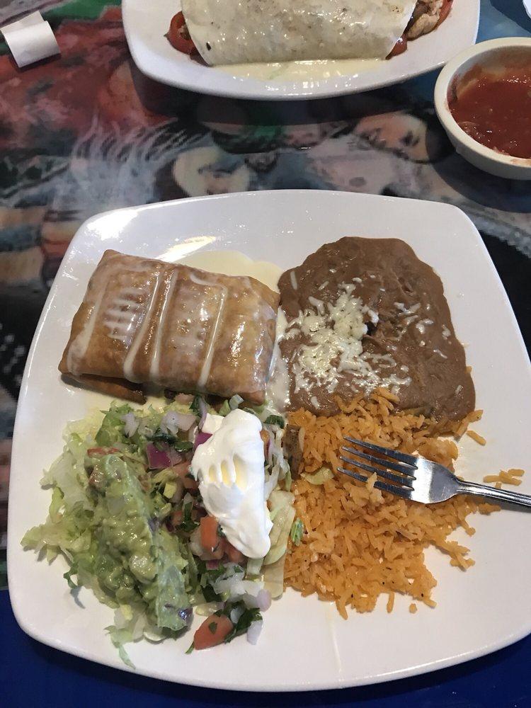 El Ranchero Mexican Bar & Grill: 2160 Anderson Rd, Petoskey, MI