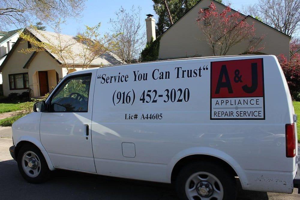 A & J Appliance Repair Service