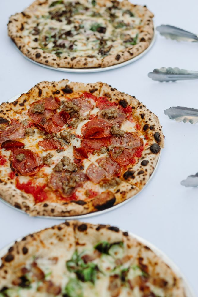 Social Spots from Ovn Wood Fired Pizza