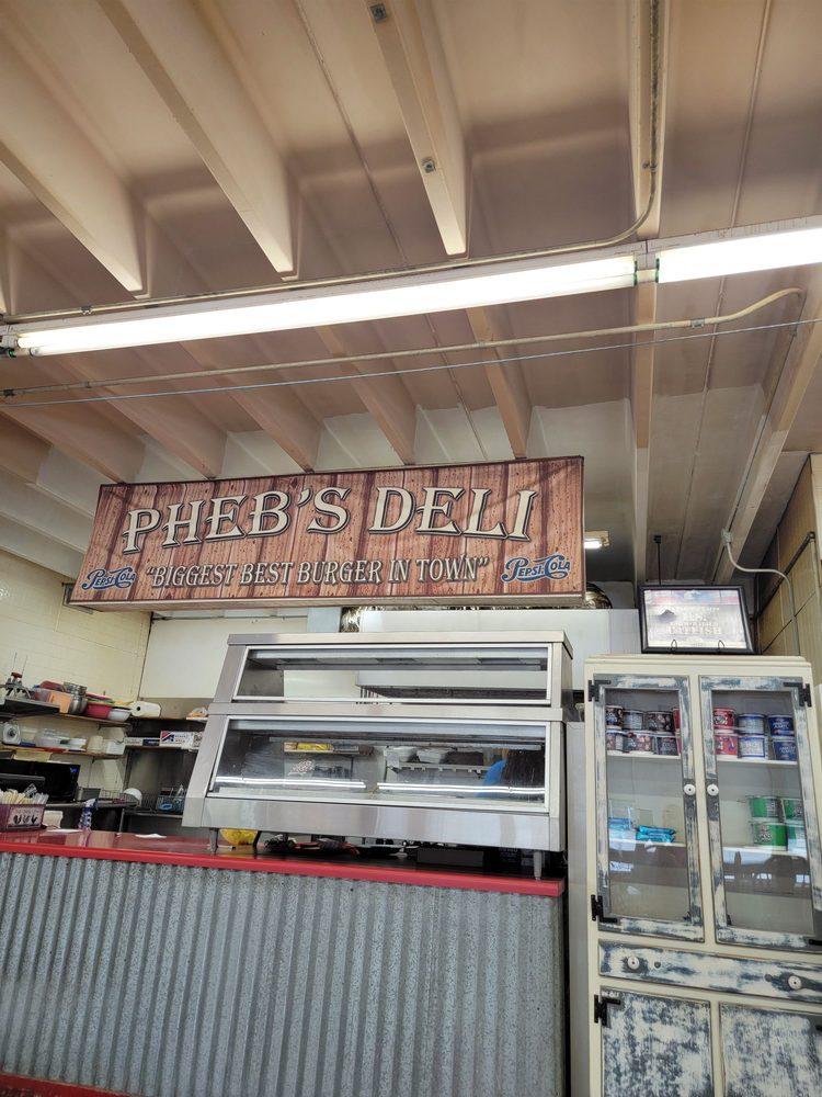 Pheb's Deli: 12015 Hwy 96, Millport, AL